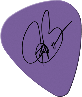 Purple Pick