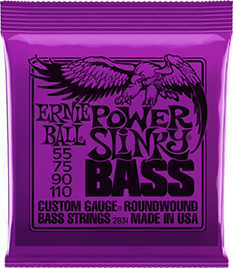 Pack of Nickel Wound Bass strings