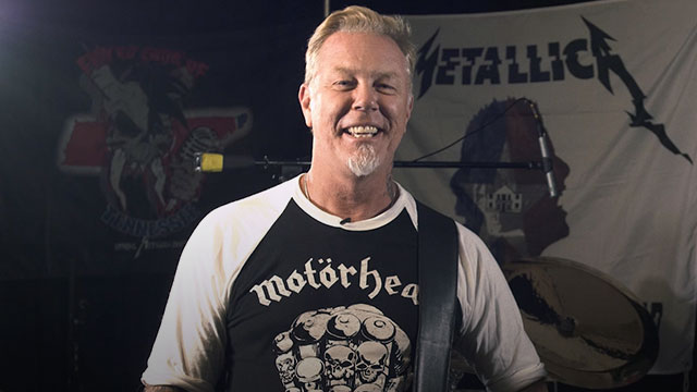 James Hetfield Video Thumbnail 1