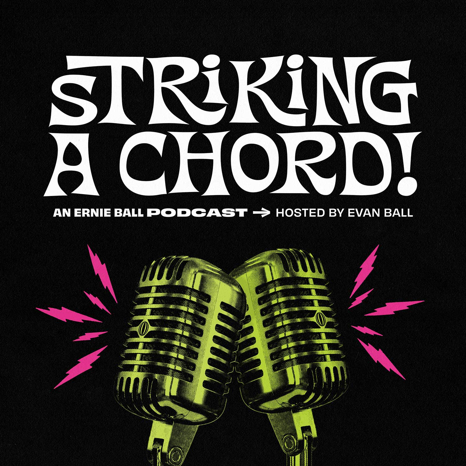 Striking A Chord with Justin Chancellor - Ernie Ball Podcast