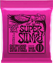 Original Slinky Electric Strings
